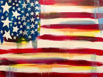 American Abstract!