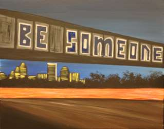 Be Someone