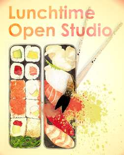 Lunchtime Open Studio