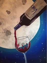Over the Moon for Wine