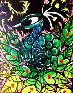 Peacock Passion