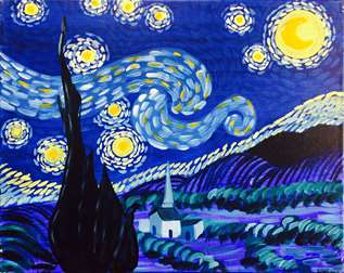 Starry Night 2 hr