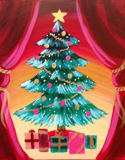 Calendar of paint sip events pinot 39 s palette south for Ohio holiday craft shows