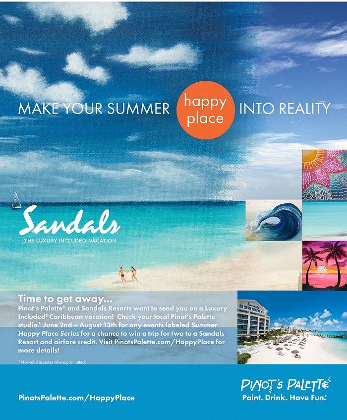 Summer Happy Place Promotion