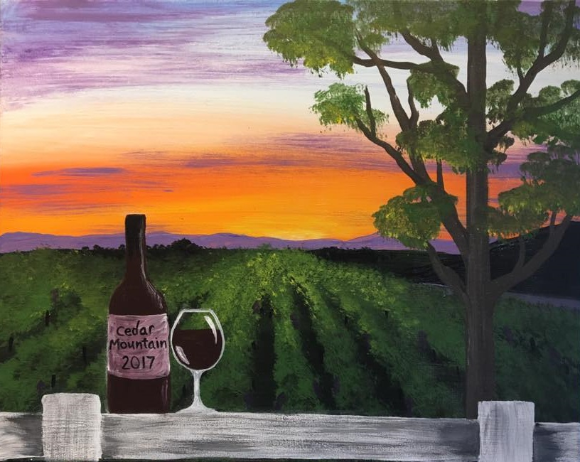 Cedar Mountain Winery