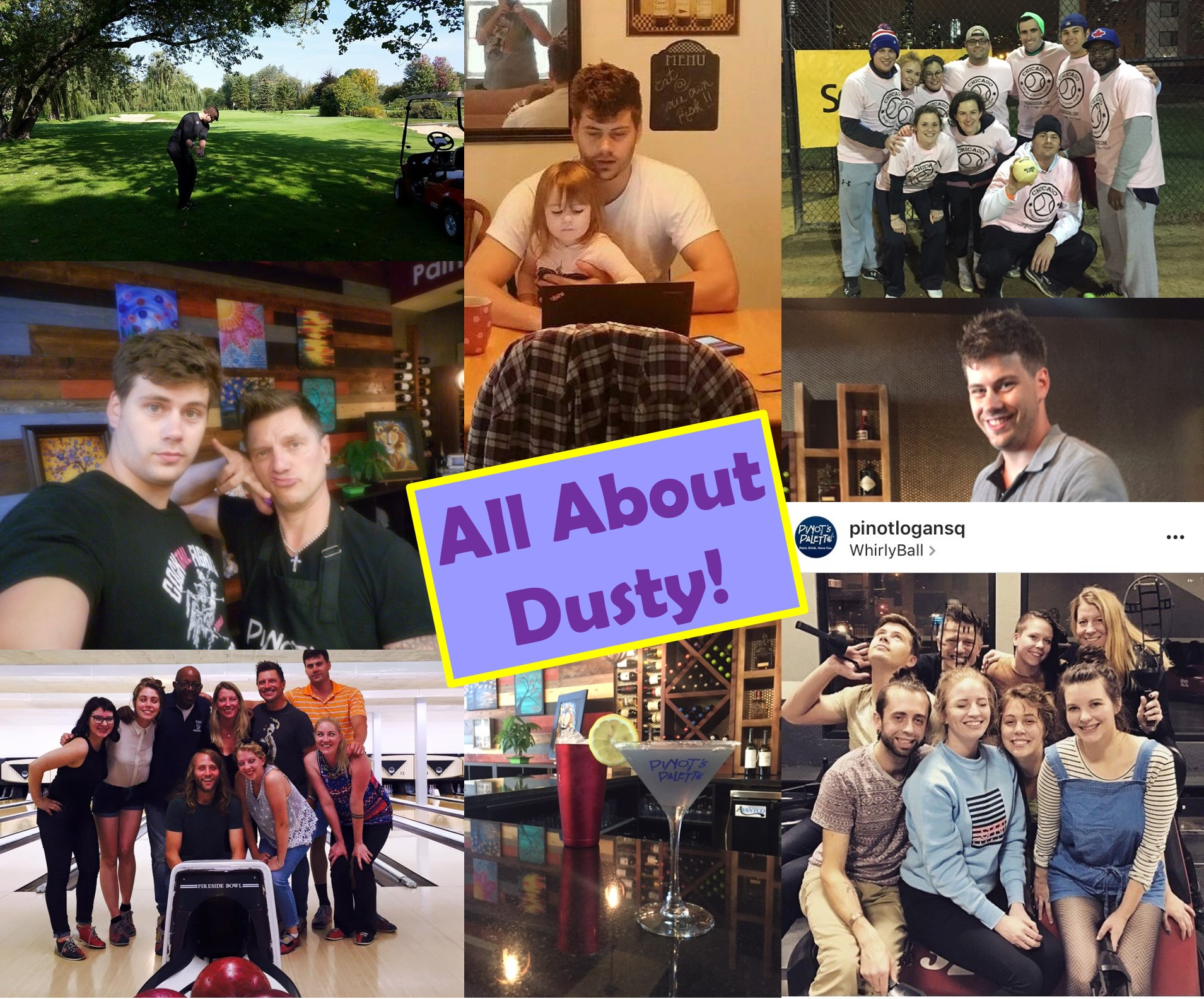 All About Dusty!