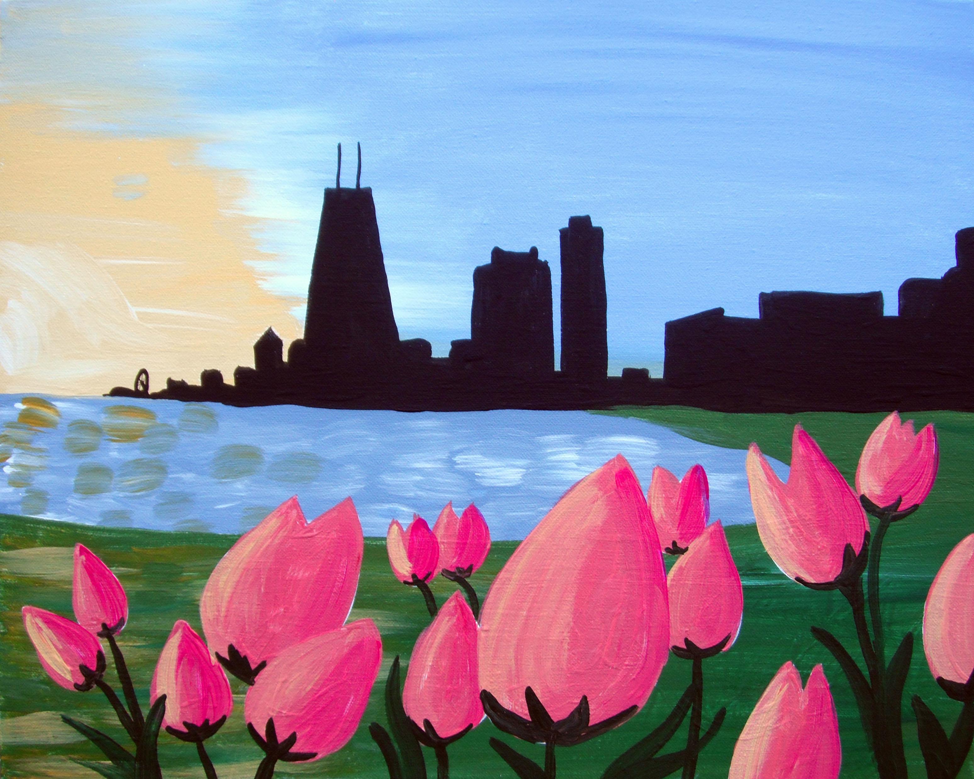 Make Chicago Bloom!