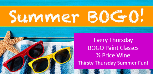 Thirsty Thursday Summer Deal