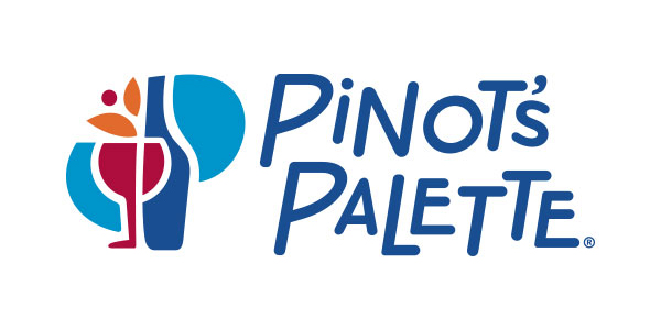 pinot's palette new logo same pinot naperville rebrand