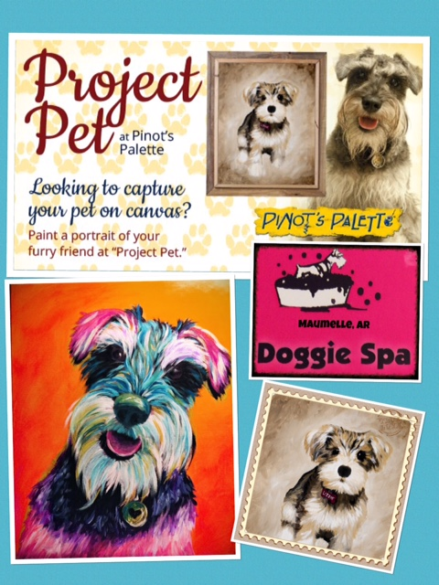Project Pet - Sponsored by Doggie Spa - Maumelle