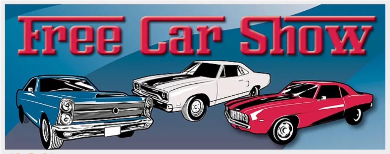 Free Car Show at Sunrise Village!