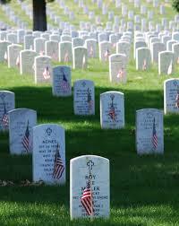 Arlington Cemetery Memorial Day