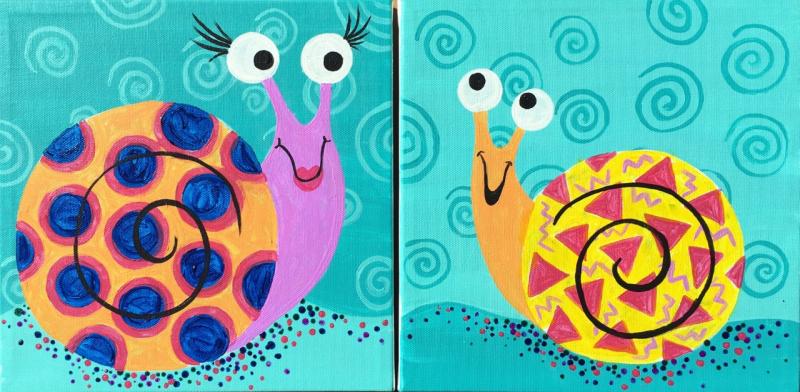 pinots palette wall