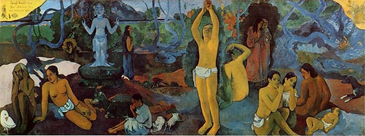 Paul Gauguin Painting