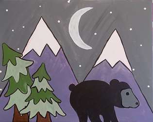 Beary Woodlands