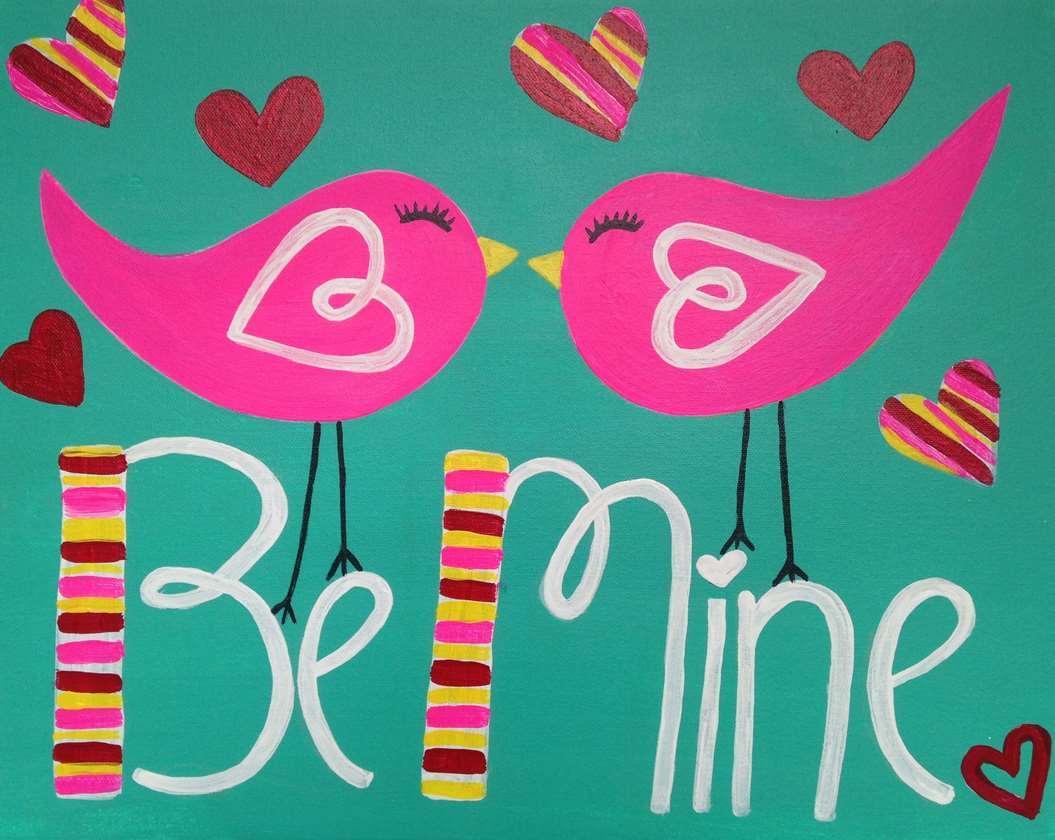 Birdie be mine sat feb 13 2pm at pinot 39 s palette for 300 riverwalk terrace jenks ok