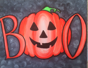 Boo !