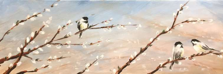 Chickadee Thicket