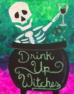 Drink Up Witches!