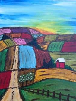 Farmer's Quilt