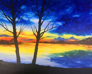 Heartland Sunset
