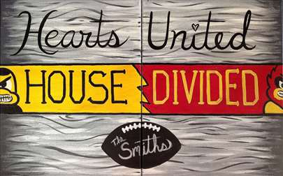 Hearts United, House Divided