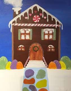 Home Sweet Gingerbread