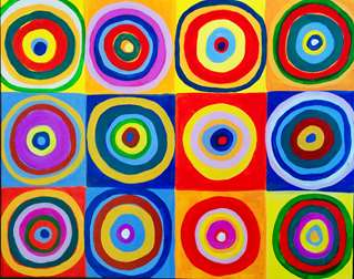 Kandinsky's Circles