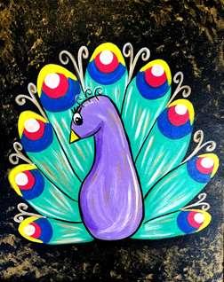 Lucky Peacock