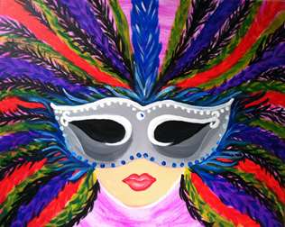 Masked Goddess