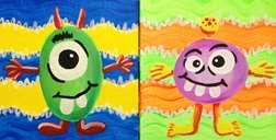 Mini - Monsters