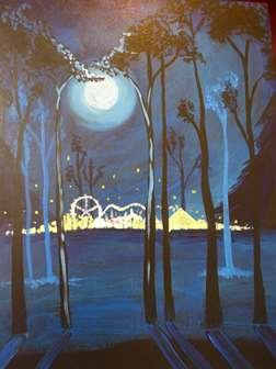 Moonlight Fairgrounds