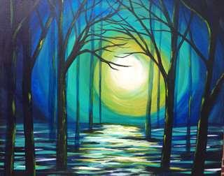 Mystic Moon