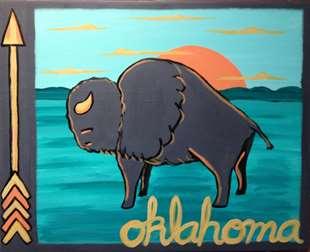 Oklahoma On the Range
