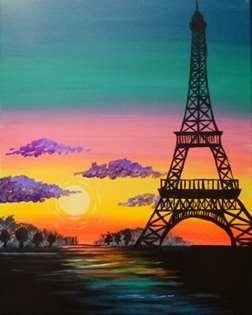 Paradise in Paris