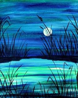 Sapphire Lagoon