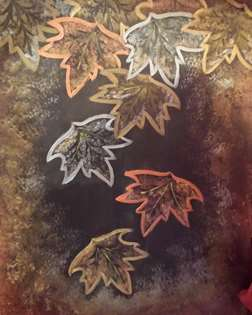 Shimmering Leaves