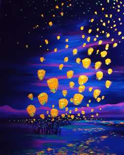 Sky Lantern Serenade