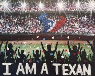 Texans Crowd