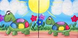 Two-rrific Turtles